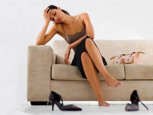 12 symptomer på alkoholisme