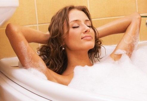 Ta et forfriskende bad