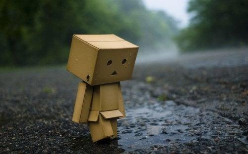 Hvis det er noe som plager deg, ikke sitt stille og vent på at den andre skal skjønne hva han har gjort galt