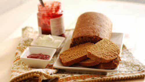 Du kan gå ned i vekt ved å spise brød