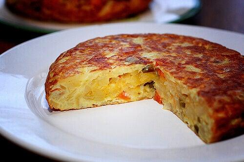 Omelett-Dublin