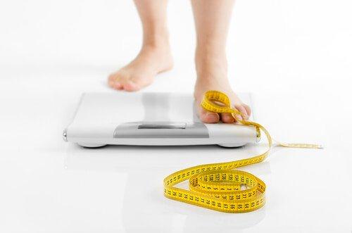 Endringer i vekt