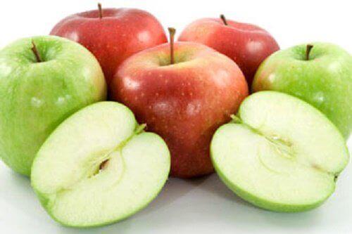 fordeler med epler