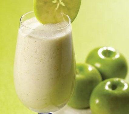 gronn-eple-smoothie