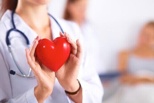 endrede hjerteslag