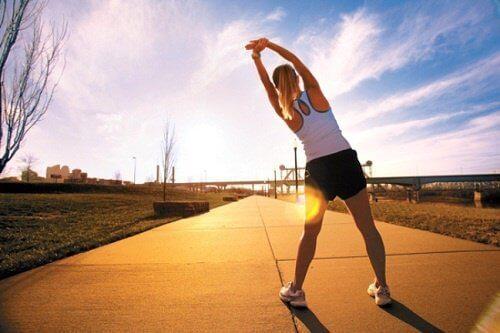 Slik begynner du å trene igjen etter en lang pause