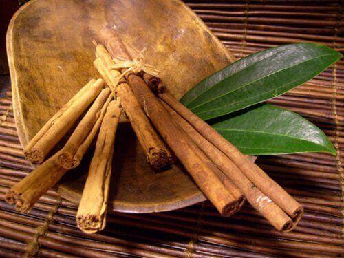 kanel-og-laurbærblader