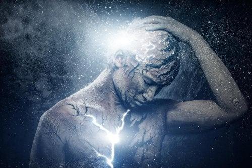 negativ energi i kroppen