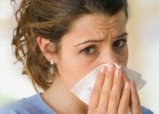 Blør du ofte neseblod? Finn ut hvorfor!