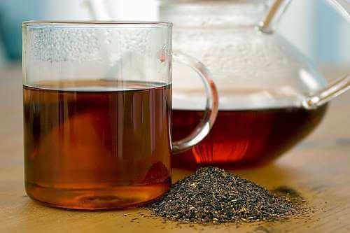 Te med cajennepepper