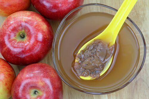 Drikk eplesidereddik og honning hver morgen