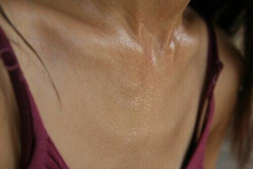 3-sweating