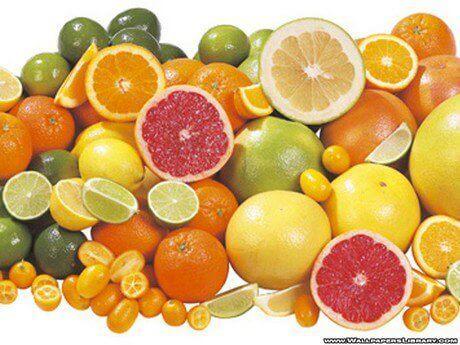 4-sitrusfrukter