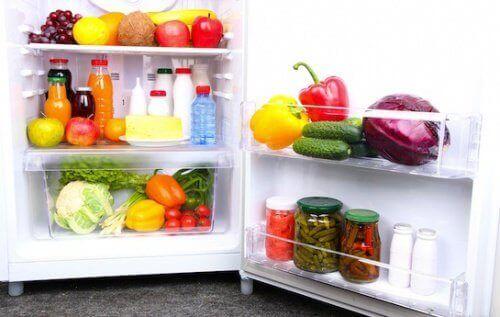 14 matvarer du alltid bør ha i kjøleskapet