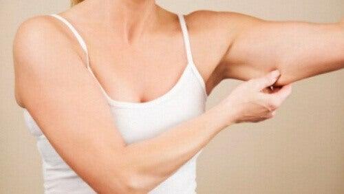Øvelser for å stramme armene