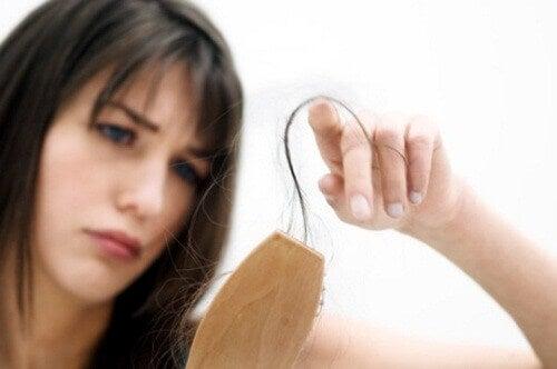 Forebygge hårtap: hvordan forebygge hårtap