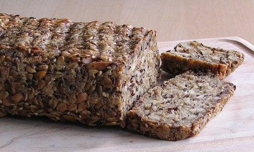 linfrø-brød