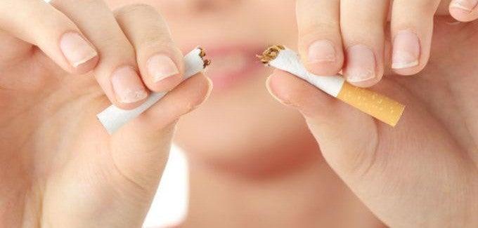 slutt-å-røyke