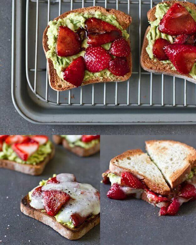 smørbrød-avokado-jordbær
