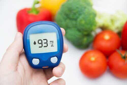 Redusere blodsukkernivået ditt med disse matvarene