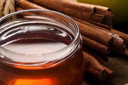 Gå ned i vekt med honning
