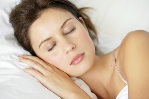 Avslappende øvelser for bedre søvn