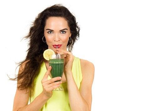 Juice for å styrke blodårene