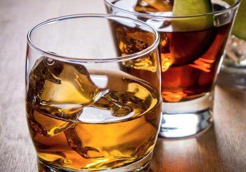 Alkohol kan skade nyrene