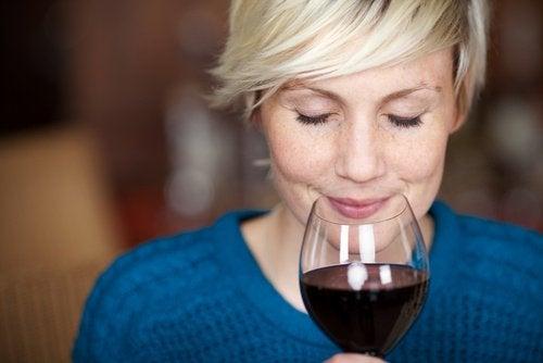 Moderate mengder rødvin er sunt for blodsukkeret.