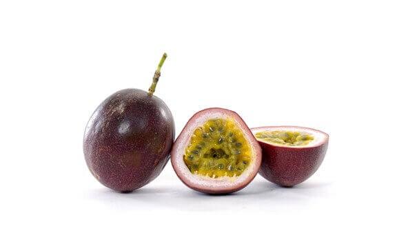 Pasjonsfrukt har mange helsemessige fordeler