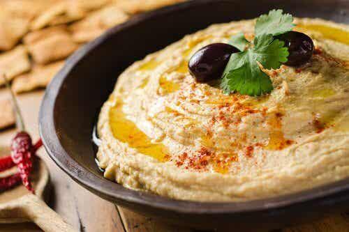 Hummus: en naturlig antidepressiva som er rik på næringsstoffer