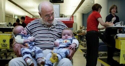 James Harrison redder millioner av babyer