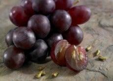 røde-druer