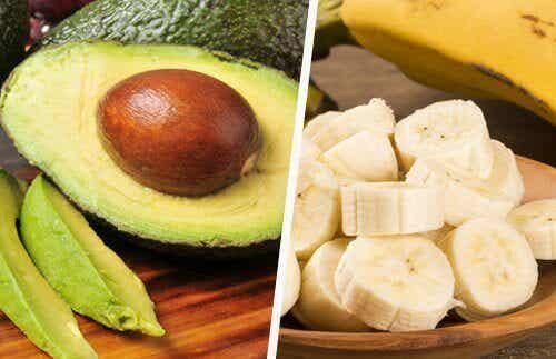 7 sunne matvarer du kan spise før trening