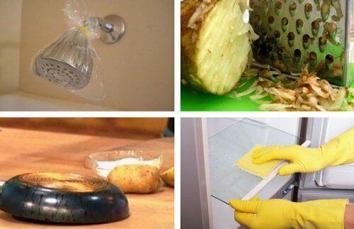 10 kjappe rengjøringstips