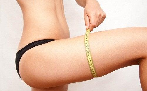 Gå ned i vekt med porsjonskontroll