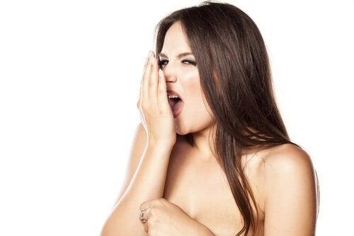 Oppdagelse av sykdom fra dårlig ånde