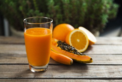 4-papaya-smoothie