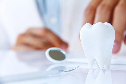 Oppdagelse av sykdom fratap av tenner