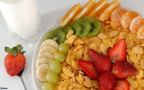 Behandling av fettleversykdom starter med frokosten