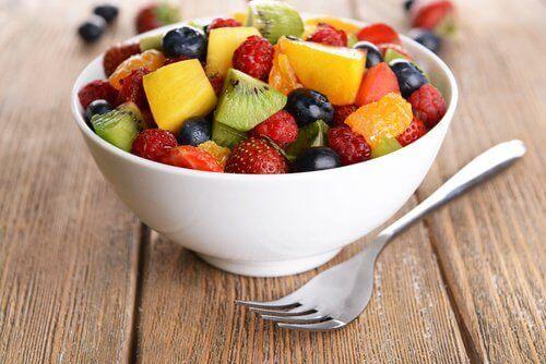 De 5 beste antiinflammatoriske fruktene