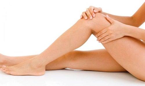 Mat som gir bedre sirkulasjon i bena