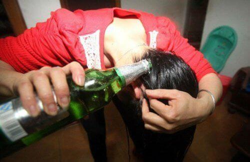 6 måter du kan bruke øl for hud og hår