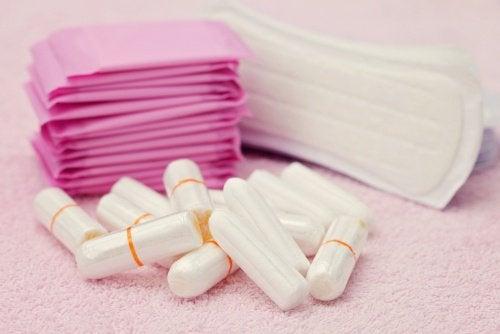 85% av feminine hygieneprodukter inneholder glyfosat