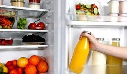 11 matvarer som ikke skal i kjøleskapet
