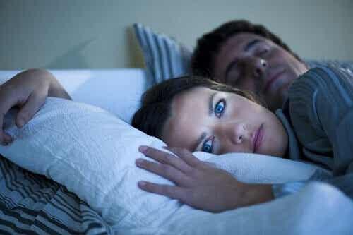 5 feil du gjør som fører til søvnløshet