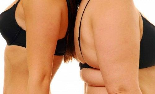 5 tips for å gå ned i vekt og holde den nede