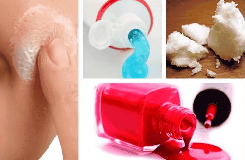 8 produkter du aldri bør bruke i ansiktet