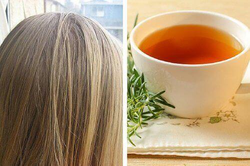 Blek håret ditt naturlig