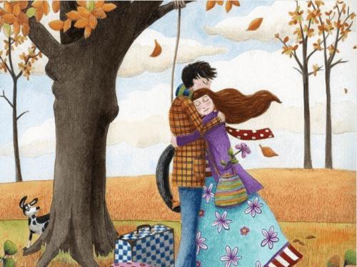 10 ting sunne par gjør sammen